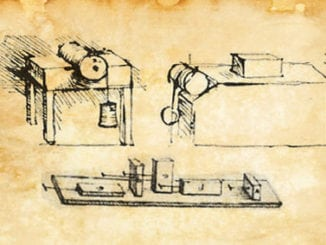 Da Vinci Tribology