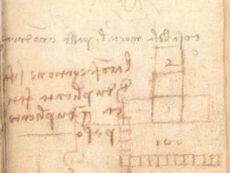 Leonardo da Vinci Forster III 72r