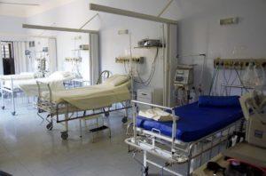 Fig. 1. Image of a hospital room