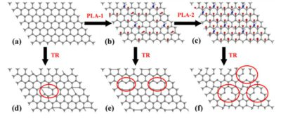 Defects of graphene