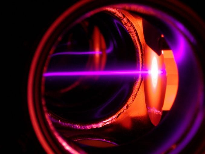 doppler laser cooling technique