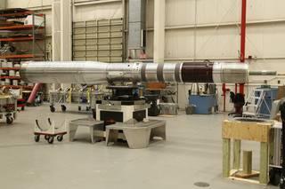 carbon nanotube Composite Overwrap Pressure Vessel