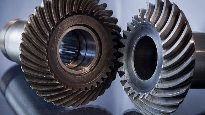 metallic glass gears