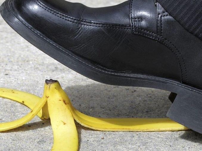 banana stepping