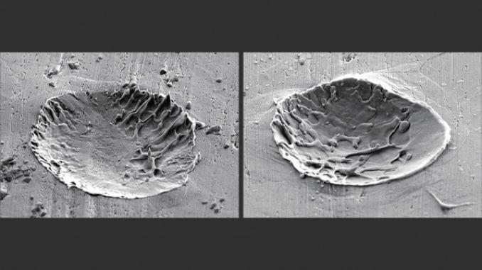 metal micrographs