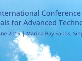 International Tribology Conference in Singapore 2019