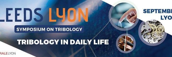 Leeds Lyon Symposium On Tribology