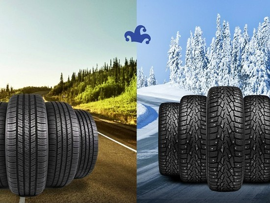 Image result for summer and winter tires
