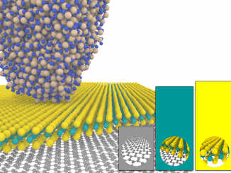 Atomic scale friction on graphene