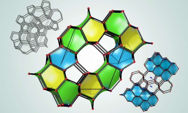Superhard froms of carbon predicted
