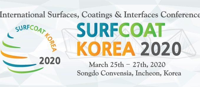 Surfaces,coatings conference